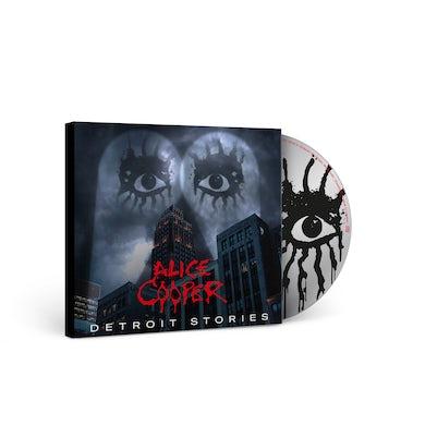 Alice Cooper Detroit Stories CD Digipak CD