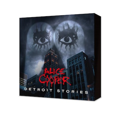 Detroit Stories Box Set Boxset
