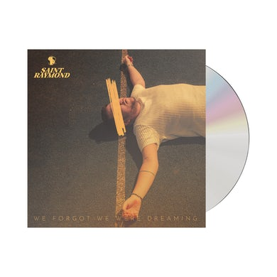 Saint Raymond We Forgot We Were Dreaming CD Album CD