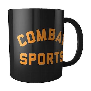 The Vaccines Combat Sports Black Mug