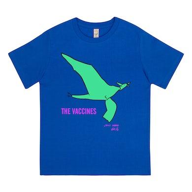 Pteranodon Royal Blue Youth T-Shirt