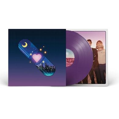 Back In Love City Purple Vinyl