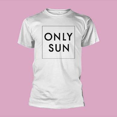 Only Sun Box Logo T-Shirt (White)