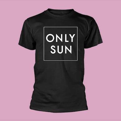 Only Sun Box Logo T-Shirt (Black)