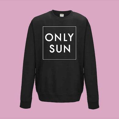 Only Sun Box Logo Jumper - (Black)