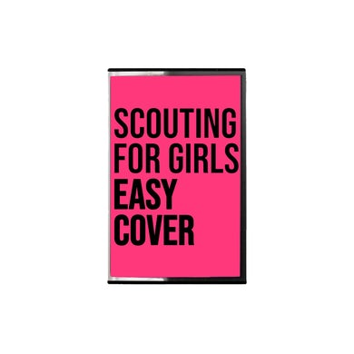 Scouting For Girls Easy Cover Cassette