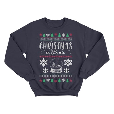 Scouting For Girls Christmas In The Air Jumper