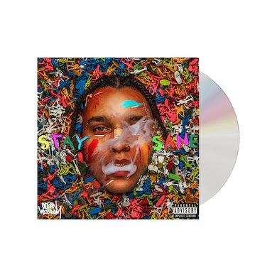Stay Sane CD Album CD