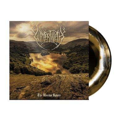 The Mercian Sphere Gold/Black/White Swirl Double LP (Vinyl)