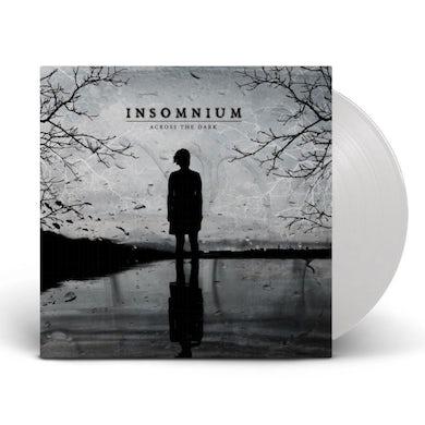 Insomnium Across The Dark Transparent Silver LP (Vinyl)