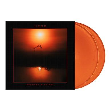 Urne Serpent & Spirit Orange Double LP (Vinyl)