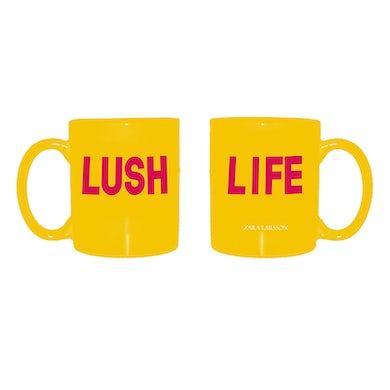 Zara Larsson Lush Life Yellow Mug
