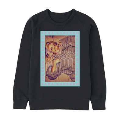 Zara Larsson Black Borders Sweatshirt