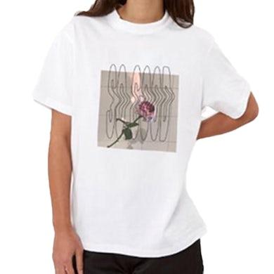 Zara Larsson Rose / So Good White T-Shirt