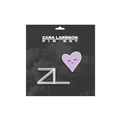 Zara Larsson Pin Set