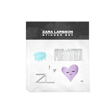 Zara Larsson Sticker Set