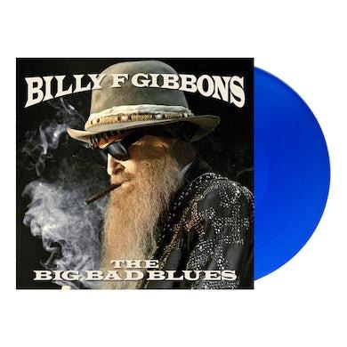 Snakefarm Records The Big Bad Blues Blue LP (Vinyl)