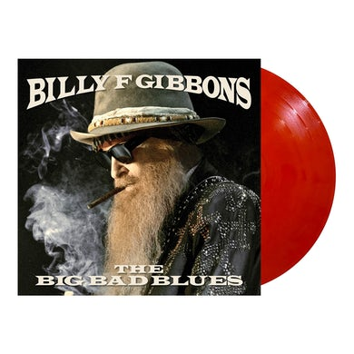 Snakefarm Records The Big Bad Blues Red LP (Vinyl)