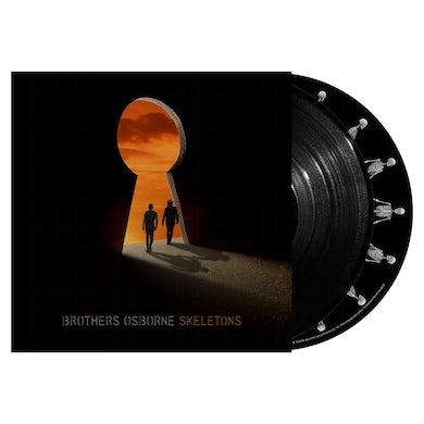 Snakefarm Records Skeletons (inc Slipmat) LP
