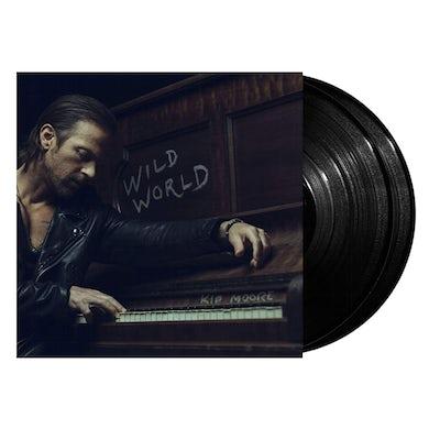 Snakefarm Records Wild World Double LP (Vinyl)