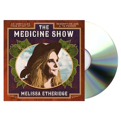 Melissa Etheridge The Medicine Show CD