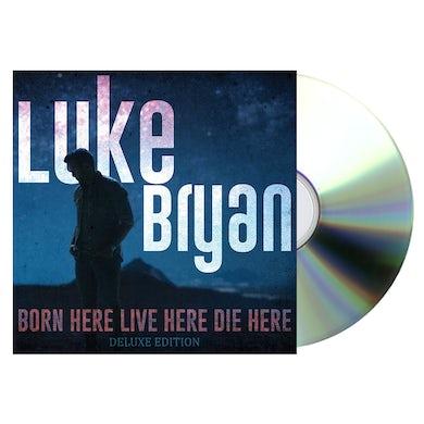 Snakefarm Records Born Here Live Here Die Here Deluxe CD