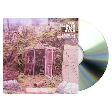 Snakefarm Records Carolina Confession CD