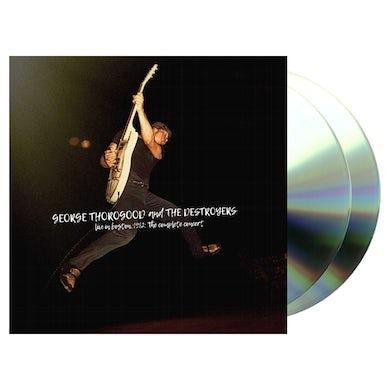 Snakefarm Records Live In Boston 1982 - The Complete Concert CD