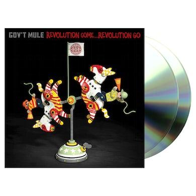 Snakefarm Records Revolution Come... Revolution Go CD