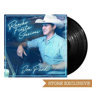 Jon Pardi Rancho Fiesta Sessions LP (Vinyl)