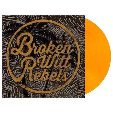 Snakefarm Records Broken Witt Rebels Orange LP (Vinyl)