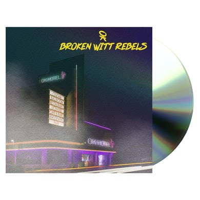 Snakefarm Records OK Hotel CD