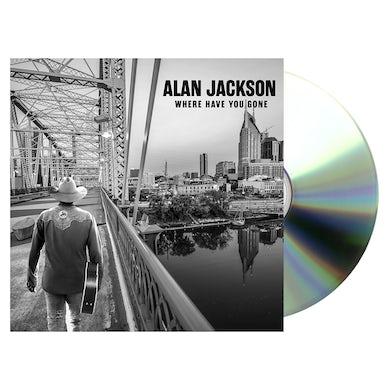 Snakefarm Records Where Have You Gone CD