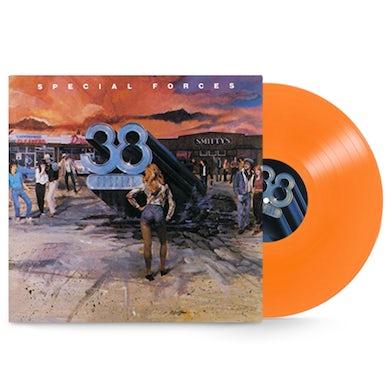 Snakefarm Records Special Forces Orange LP (Vinyl)