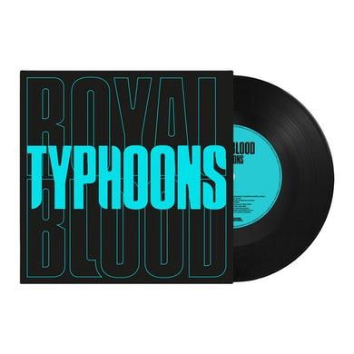 Typhoons 7-Inch Vinyl 7 Inch