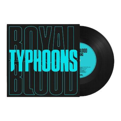 Royal Blood Typhoons 7-Inch Vinyl 7 Inch