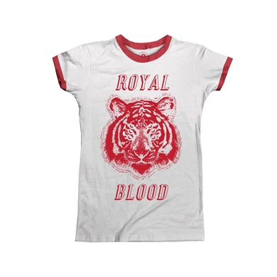 Royal Blood Six Eyed Tiger T-Shirt