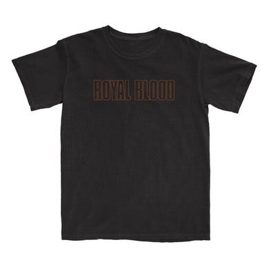 Royal Blood Trouble's Coming Black T-Shirt
