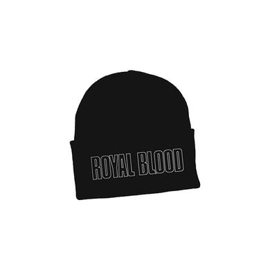 Royal Blood Typhoons Beanie