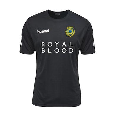 Rustington FC Royal Blood Black Kit