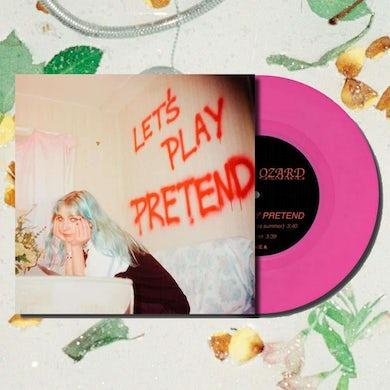 Abbie Ozard Let's Play Pretend EP - 7 7 Inch Vinyl