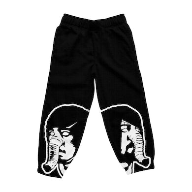 Death From Above DFA Logo Black Sweatpants