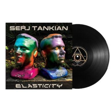 Elasticity Black LP (Vinyl)