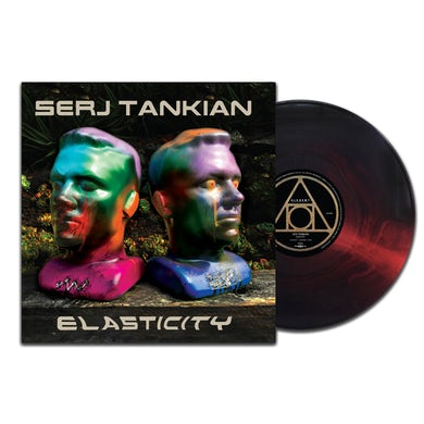 Elasticity Galaxy-Coloured LP (Vinyl)