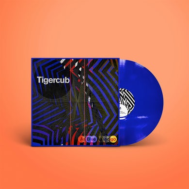 As Blue as Indigo Transparent Blue Vinyl Vinyl