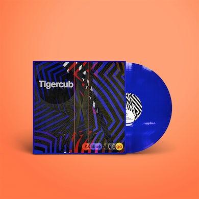 Tigercub As Blue as Indigo Transparent Blue Vinyl Vinyl