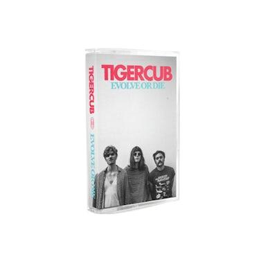 Tigercub Evolve or Die Tour Cassette Cassette