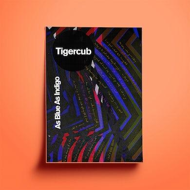 Tigercub As Blue as Indigo - A3 Limited Edition Poster