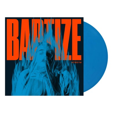 Atreyu Baptize Winter Wind Colour LP (Vinyl)