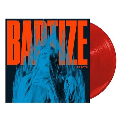 Atreyu Baptize Cardinal Red LP (Vinyl)